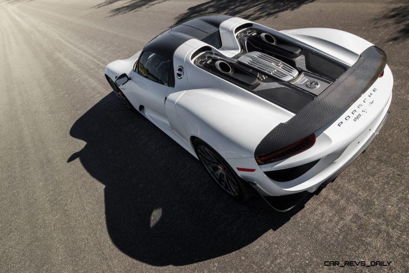 2015 Porsche 918 Spyder Weissach Pack 31