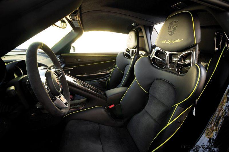2015 Porsche 918 Spyder Weissach Pack 4
