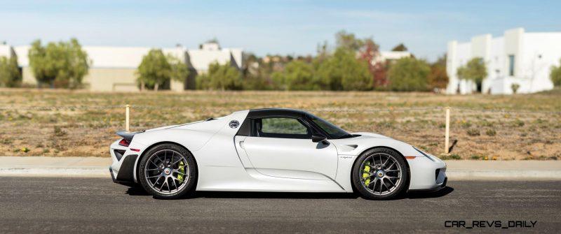 2015 Porsche 918 Spyder Weissach Pack 5