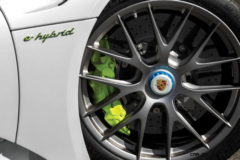 2015 Porsche 918 Spyder Weissach Pack 7