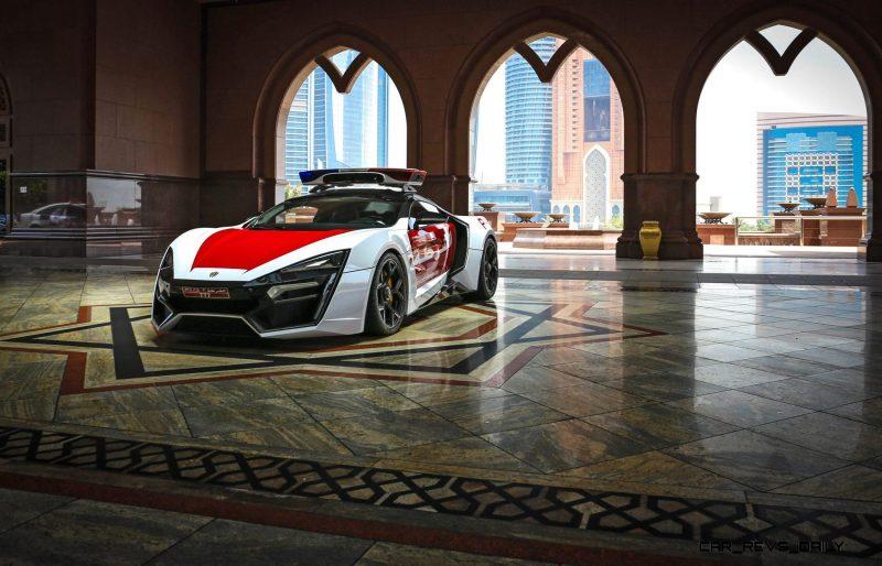 2015 W Motors LYKAN HyperSport Abu Dhabi 10