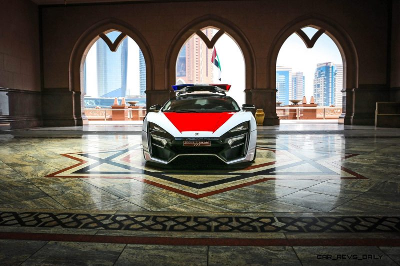 2015 W Motors LYKAN HyperSport Abu Dhabi 12