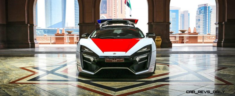 2015 W Motors LYKAN HyperSport Abu Dhabi 13