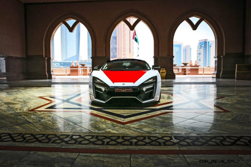 2015 W Motors LYKAN HyperSport Abu Dhabi 15