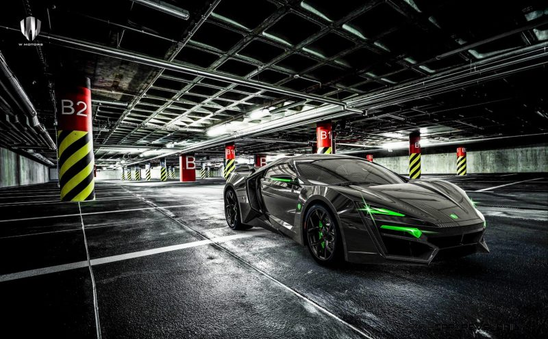 2015 W Motors LYKAN HyperSport Abu Dhabi 16