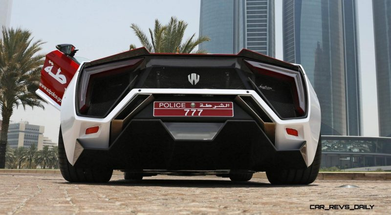 2015 W Motors LYKAN HyperSport Abu Dhabi 17