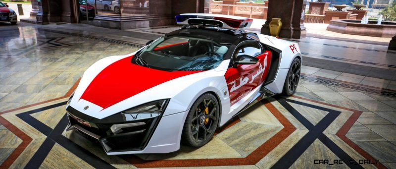 2015 W Motors LYKAN HyperSport Abu Dhabi 18
