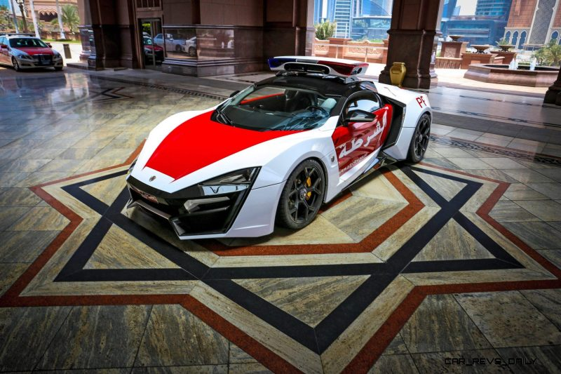 2015 W Motors LYKAN HyperSport Abu Dhabi 19