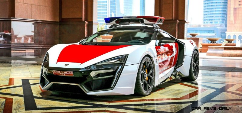 2015 W Motors LYKAN HyperSport Abu Dhabi 20
