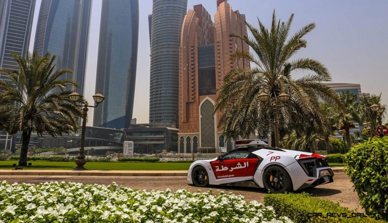 2015 W Motors LYKAN HyperSport Abu Dhabi 22