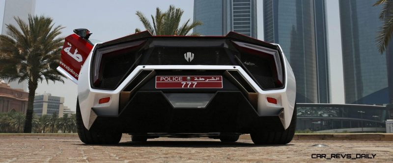 2015 W Motors LYKAN HyperSport Abu Dhabi 4