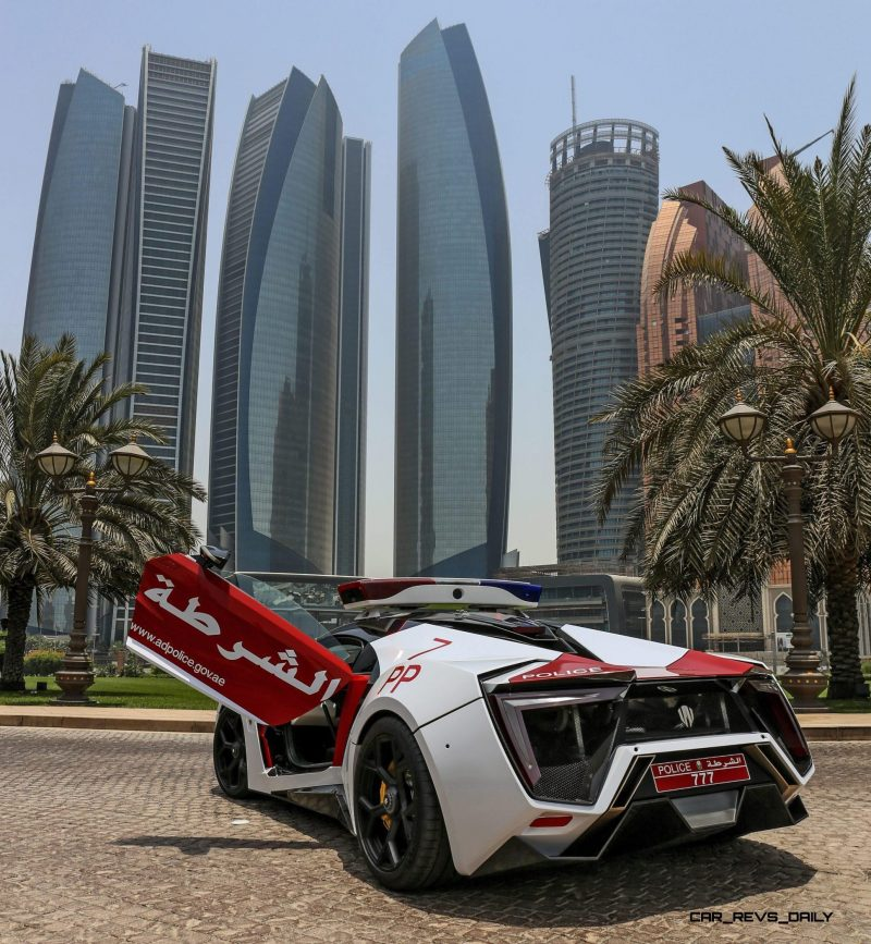 2015 W Motors LYKAN HyperSport Abu Dhabi 5