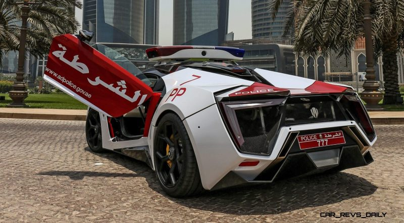 2015 W Motors LYKAN HyperSport Abu Dhabi 6