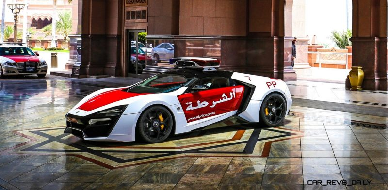 2015 W Motors LYKAN HyperSport Abu Dhabi 7