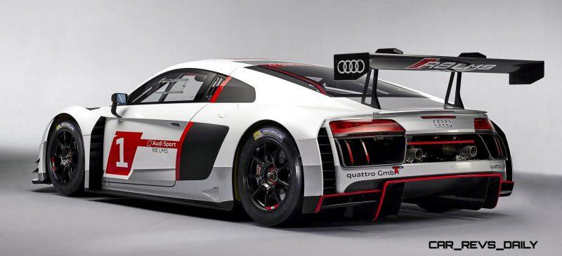 2016 Audi R8 LMS 10