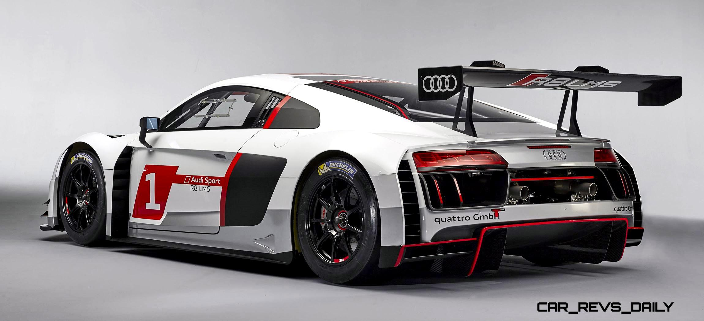 2016 audi r8 lms new open aero design analysis specs and pricing. Black Bedroom Furniture Sets. Home Design Ideas