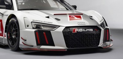 Audi before race debut of the Audi R8 LMS and first 24-hour race
