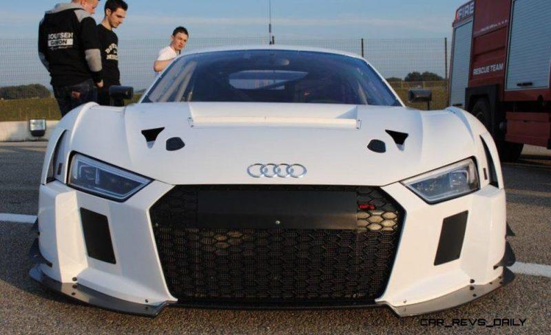 2016 Audi R8 LMS 2