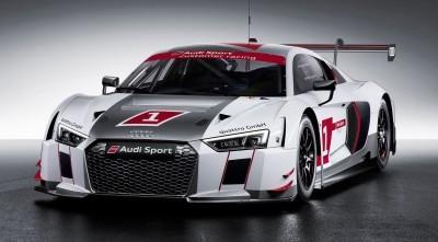 2016 Audi R8 LMS 20