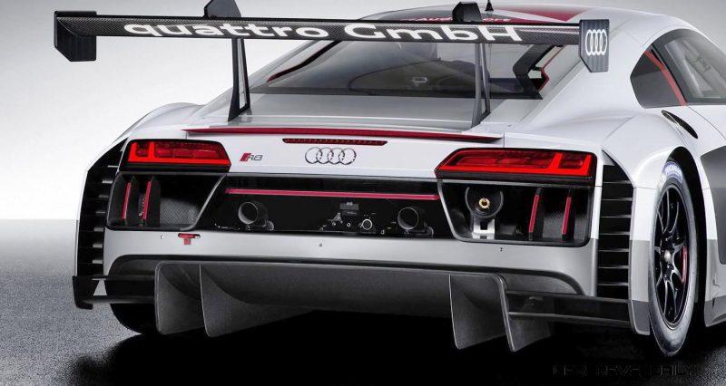 2016 Audi R8 LMS 22