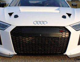 2016 Audi R8 LMS – New Open-Aero Design Analysis, Specs and Pricing