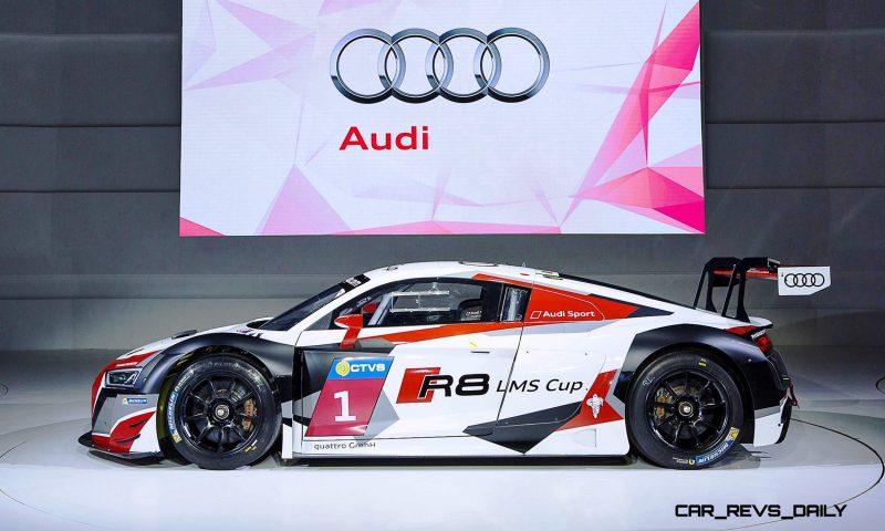 2016 Audi R8 LMS 7