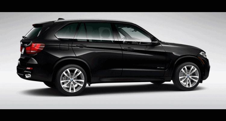 2016 BMW X5 xDrive40e M Sport Black