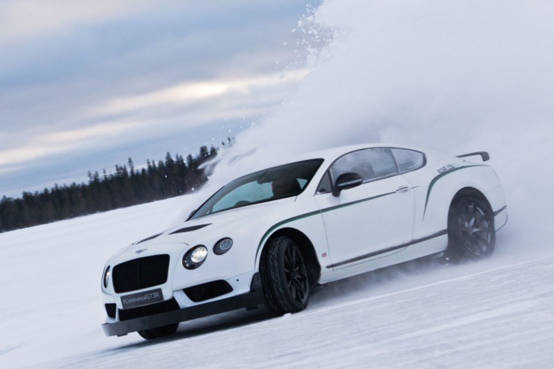 2016 Bentley Continental GT3-R 1