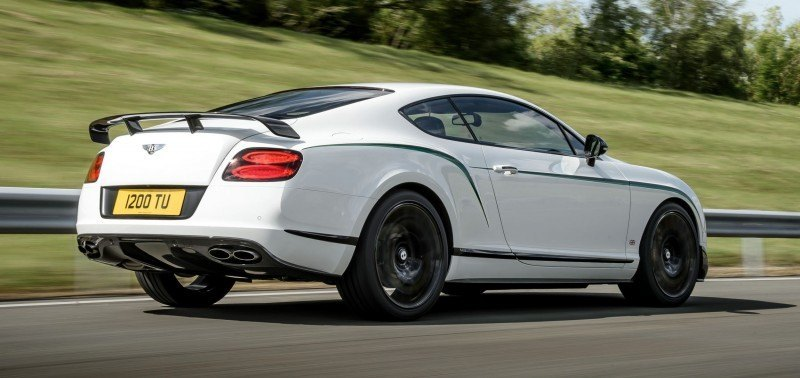 2016 Bentley Continental GT3-R 11