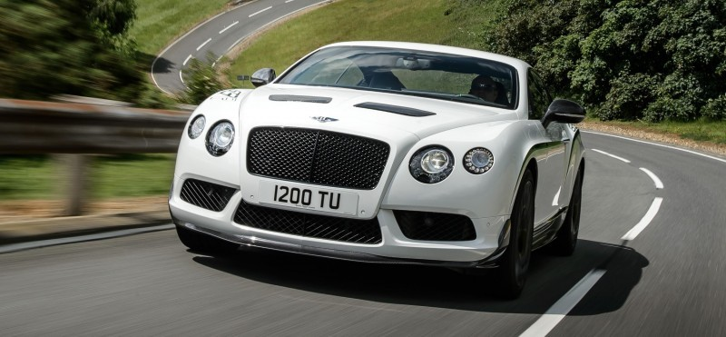 2016 Bentley Continental GT3-R 12