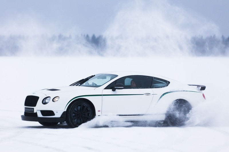 2016 Bentley Continental GT3-R 3