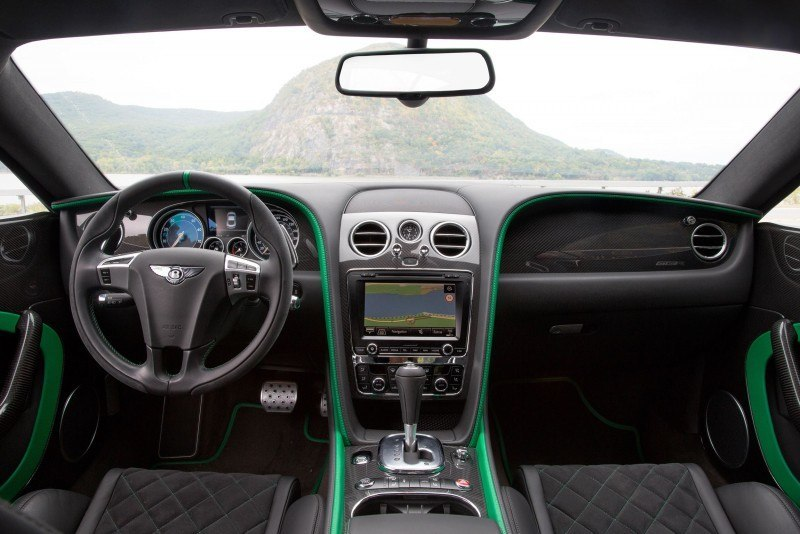 2016 Bentley Continental GT3-R 5