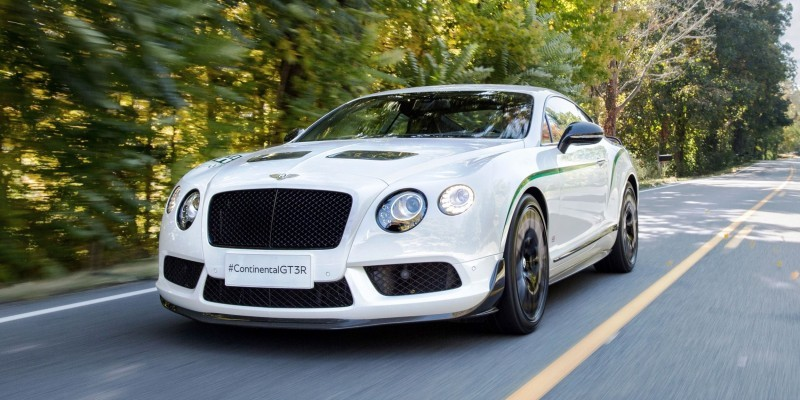 2016 Bentley Continental GT3-R 6