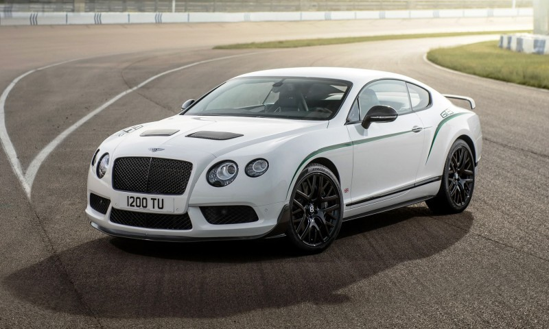 2016 Bentley Continental GT3-R 9
