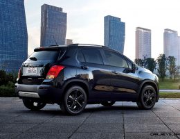 2016 Chevrolet Trax Midnight Edition is Coolest $500 Style Upgrade … Ever?