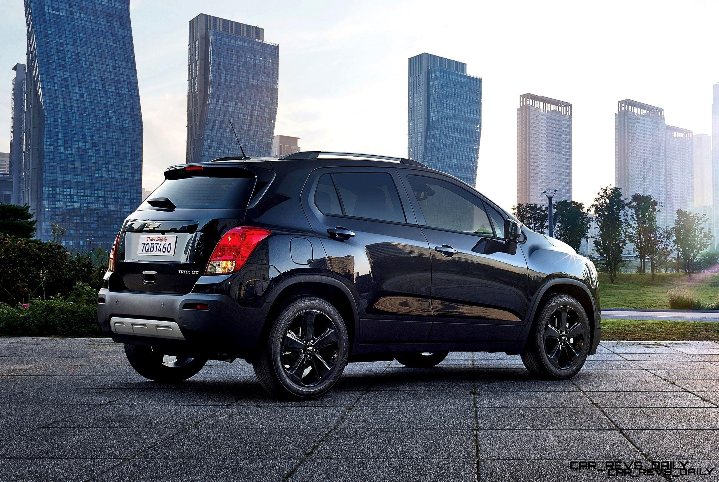 2016 Chevrolet Trax Midnight Edition is Coolest $500 Style Upgrade ... Ever?