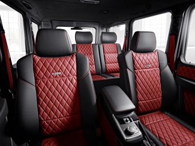 mercedes benz g klasse designo manufaktur interieur designo leder classicrotschwarz mercedes benz g klasse designo manufaktur interior designo - G Wagon Red Interior