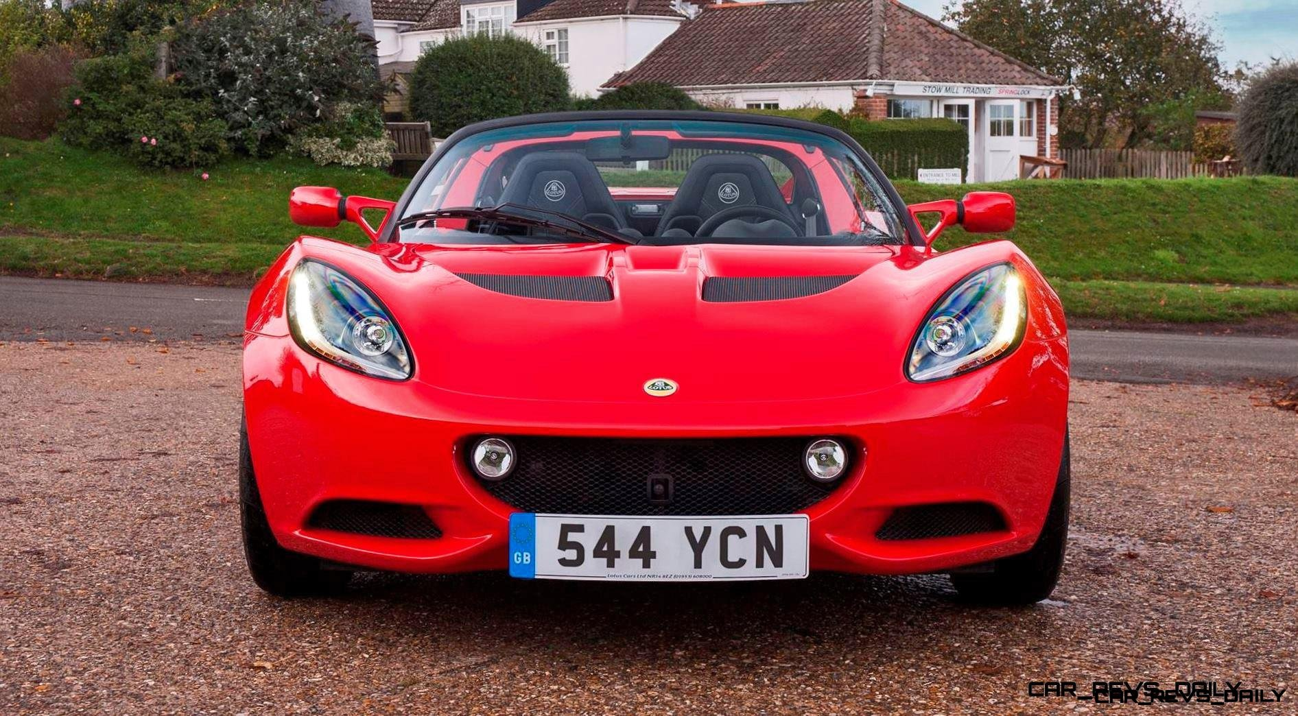 2016 lotus elise 220 is quickest ever usa arrivals in march no fatties t shirt optional. Black Bedroom Furniture Sets. Home Design Ideas