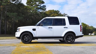2016 Land Rover LR4 Discovery HSE Black Package 11