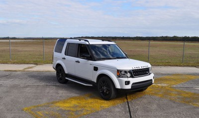 2016 Land Rover LR4 Discovery HSE Black Package 19
