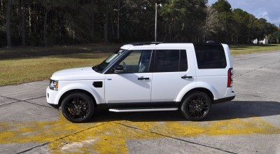 2016 Land Rover LR4 Discovery HSE Black Package 26