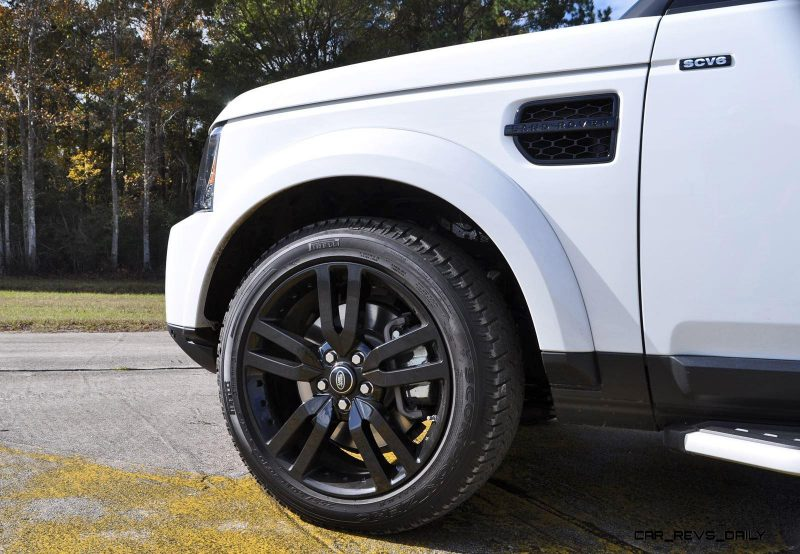2016 Land Rover LR4 Discovery HSE Black Package 27