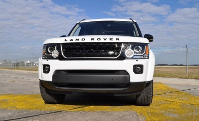 2016 Land Rover LR4 Discovery HSE Black Package 30