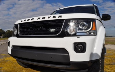 2016 Land Rover LR4 Discovery HSE Black Package 37