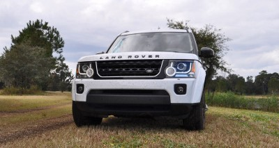 2016 Land Rover LR4 Discovery HSE Black Package 50