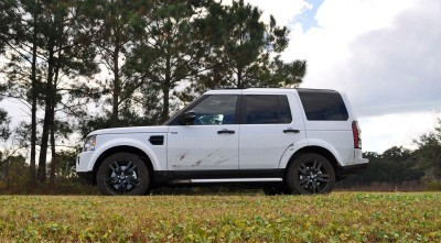 2016 Land Rover LR4 Discovery HSE Black Package 55