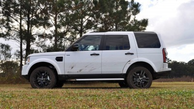 2016 Land Rover LR4 Discovery HSE Black Package 56