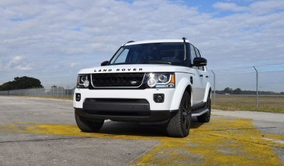 2016 Land Rover LR4 Discovery HSE Black Package 6
