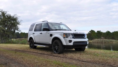 2016 Land Rover LR4 Discovery HSE Black Package 66