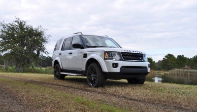 2016 Land Rover LR4 Discovery HSE Black Package 68